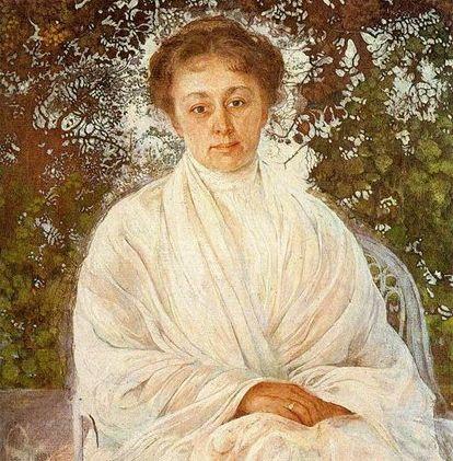 Выставка «Женский образ в творчестве русских художников»
