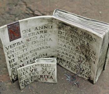 Выставочный проект «Книга скульптора»