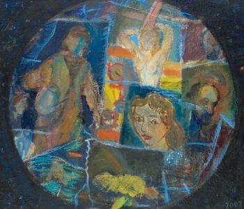 Выставка Валерия Рабчинского «Жил-был на свете художник»