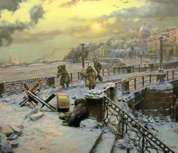 """Lecture """"Breakthrough of the Siege of Leningrad and the beginning of a break in the Great Patriotic War"""""""