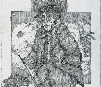 Выставка, посвященная 190-летию Льва Николаевича Толстого «Творить добро»