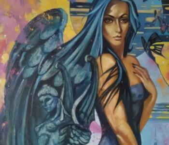 Выставка Олега Прегнера