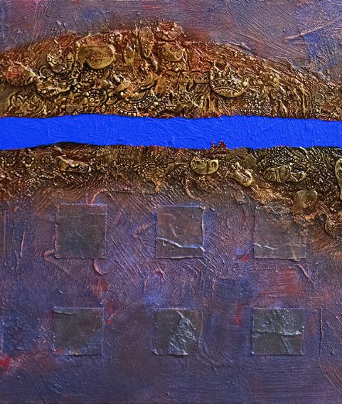 Выставка Сергея Киселева «Цветопоэтика»