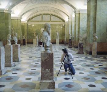 VR-проект КРОК для Эрмитажа получил признание на международном рынке
