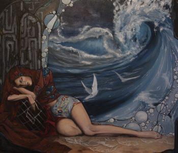 Выставка Кристины Верес «Про чувства»
