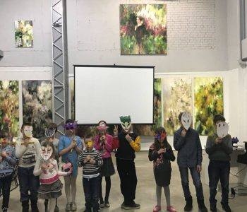 Арт-курс для детей от 6 до 12 лет!