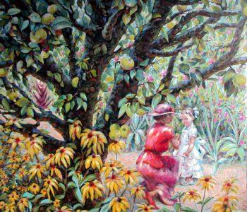 Выставка живописи Виктора Сысоева «Музыка цвета»