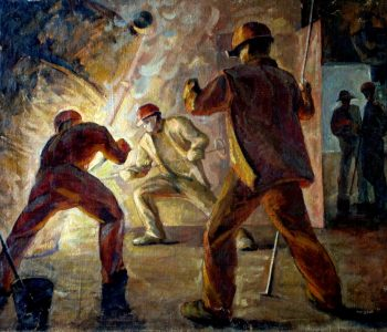 Выставка живописи и графики Виктора Сысоева «Всегда живая память»
