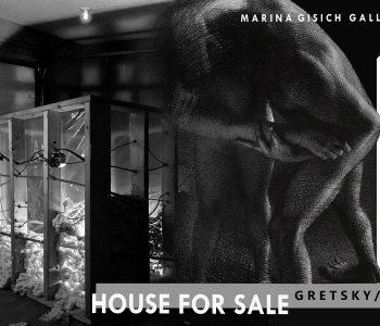 Выставка Дмитрия Грецкого и Евгении Кац «House for Sale»