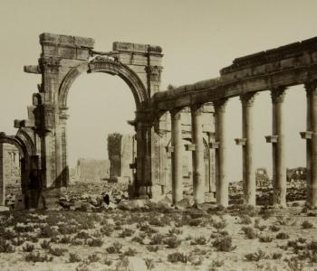 Выставка «Невеста пустыни. Пальмира»
