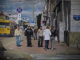 """Exhibition of Ivan Lukin """"UDEL"""""""
