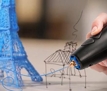 Мастер-класс по 3D ручкам