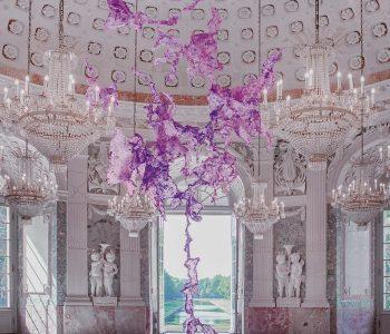Инсталляция художника Aljoscha в отеле «Астория»