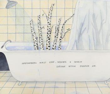 Выставка Ксении Драныш «Хрупкие видения»