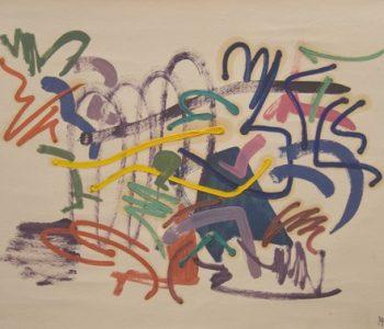 Выставка «Михнов-Войтенко: графика из коллекции Вальрана»