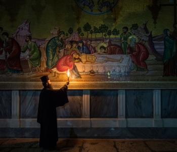 Выставка «Крепкая вера: Православие в Святой земле. Фотографии Дафны Таль»