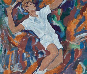 Художественная выставка «Физкультура и спорт»