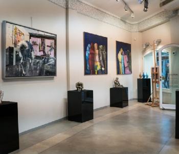 Выставка с променадом