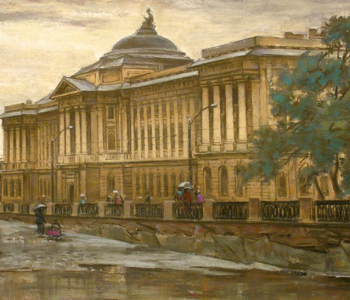 "Exhibition ""The Soul of Petersburg"""