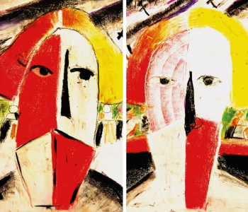 """Exhibition """"The Little History of the Russian Avant-garde"""""""