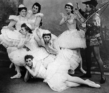 """Lecture """"Nontrivial History of the Imperial Ballet of the Times of Ivan Vsevolozhsky"""""""