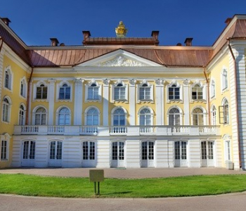 """Lecture """"Petrovsky Baroque as an initial stage of construction of St. Petersburg"""""""