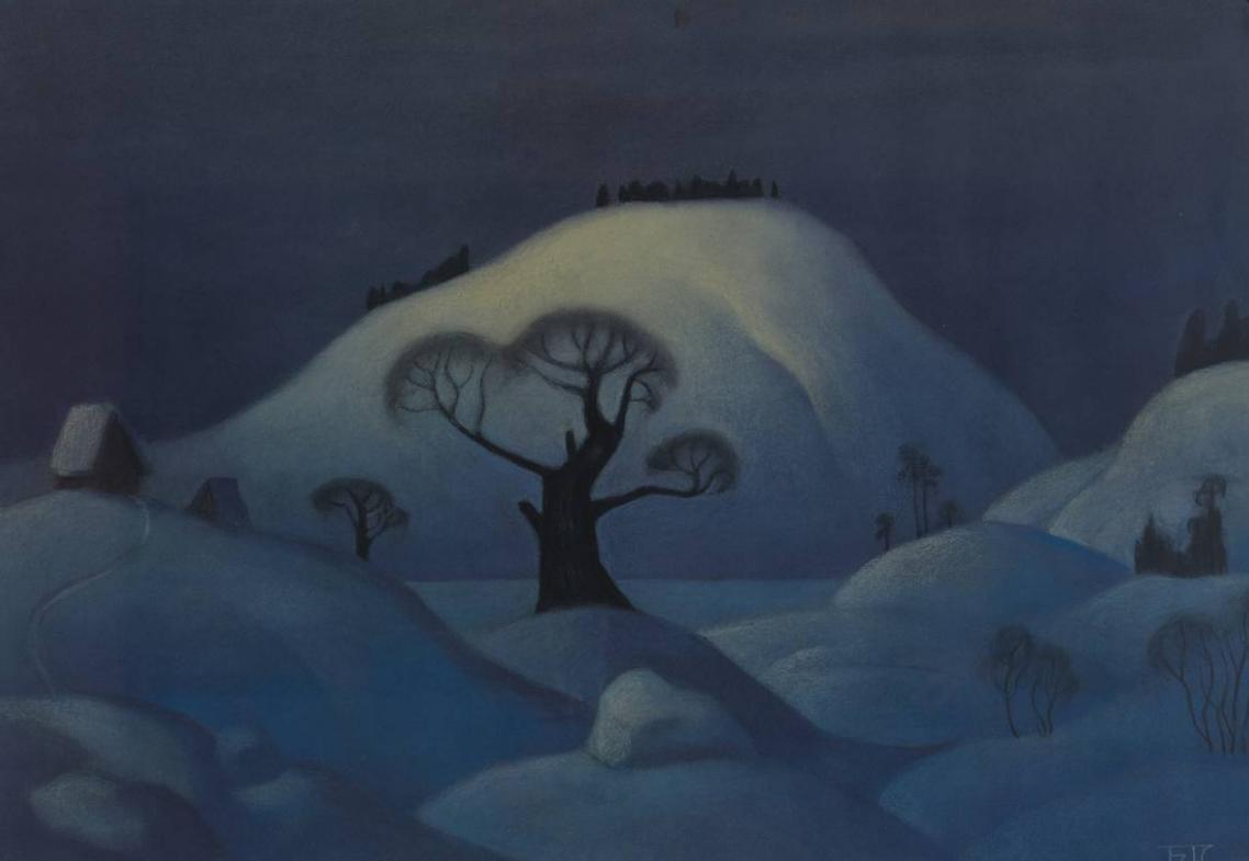 Выставка произведений Б. А. Смирнова-Русецкого «Мастер Прозрачности»