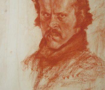 Выставка памяти художника Анатолия Кузьмина