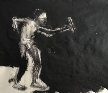 Групповая выставка «Урок рисования»