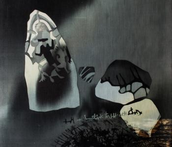 Выставка Зои Ленденской-Большаковой «Тишина и Быстрое течение»