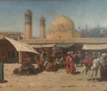 Выставка «Узбекистан. На перекрестке культур»