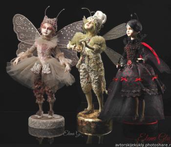 Выставка авторских кукол «Вне времени и границ»
