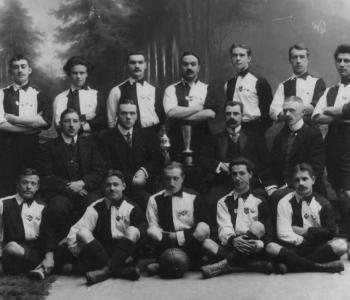 Лекция «История футбола в Петербурге»