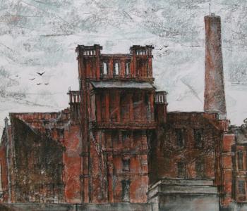 Выставка Веры Ильиной «Красная нить: уходящее прошлое»