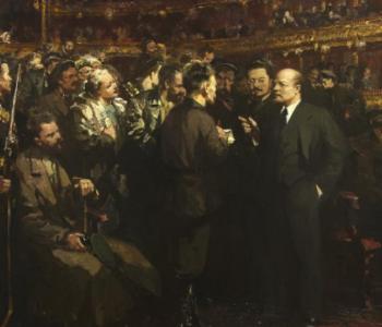 "Exhibition ""The First Soviet Constitution"""