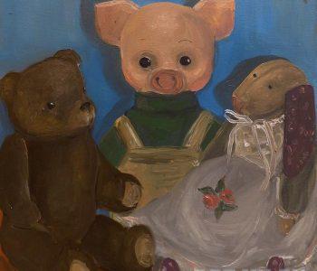 Выставка Лианы Эль-Сафади в галерее «Мансарда Художников»