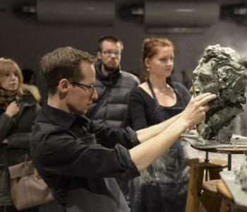 Лаборатория скульптуры