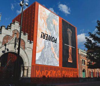 Перемены начинаются с мурала: опыт шведского фестиваля Artscape