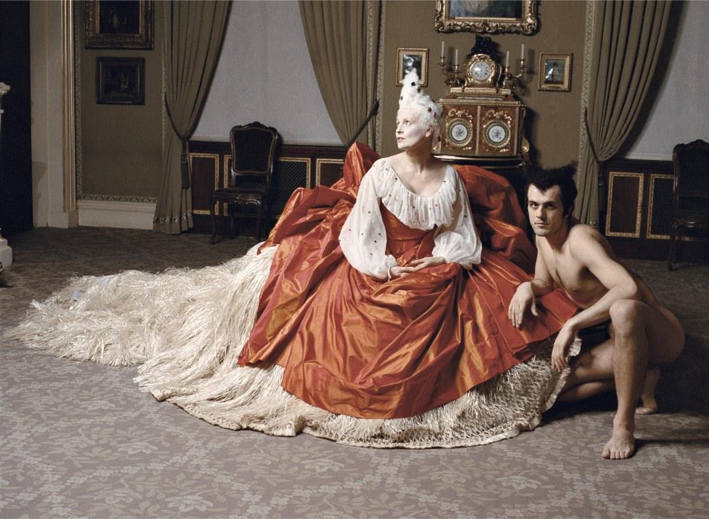 Жан-Мари Перье. Кутюрье французской фотографии