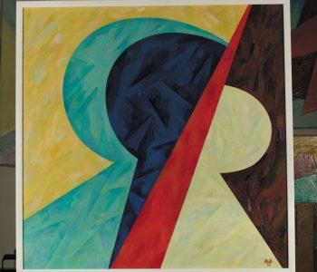 Владимир Видерман. Абстрактный символизм