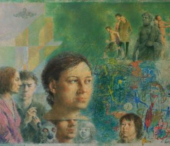 Виктор Сапрыкин. Алтарь. Точки соприкосновения
