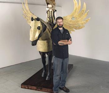 Artist talk: Джошуа Гуд (США) о техасских художественных практиках