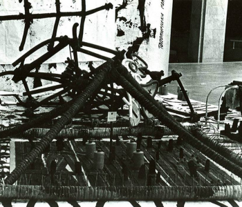 «Дверь» : объект-галерея Евгении Коноваловой  Юрий Никифоров. Топонимика Полковника