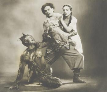 От классики до модерна. Балетные фотографии из коллекции РОСФОТО