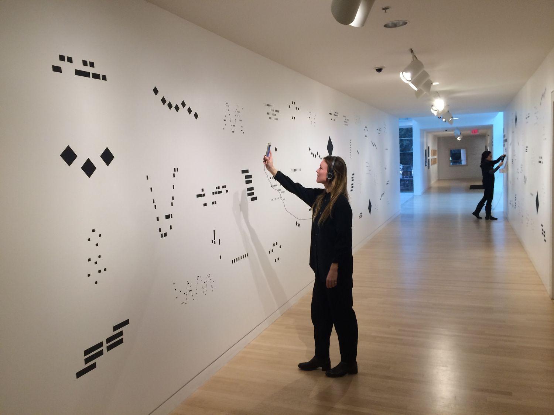 Artist talk: Марта Скоу о визуальности звука