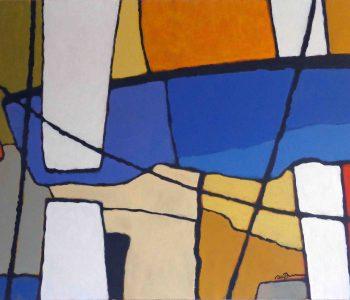 Выставка Игоря Ширшкова «А – абстракция»