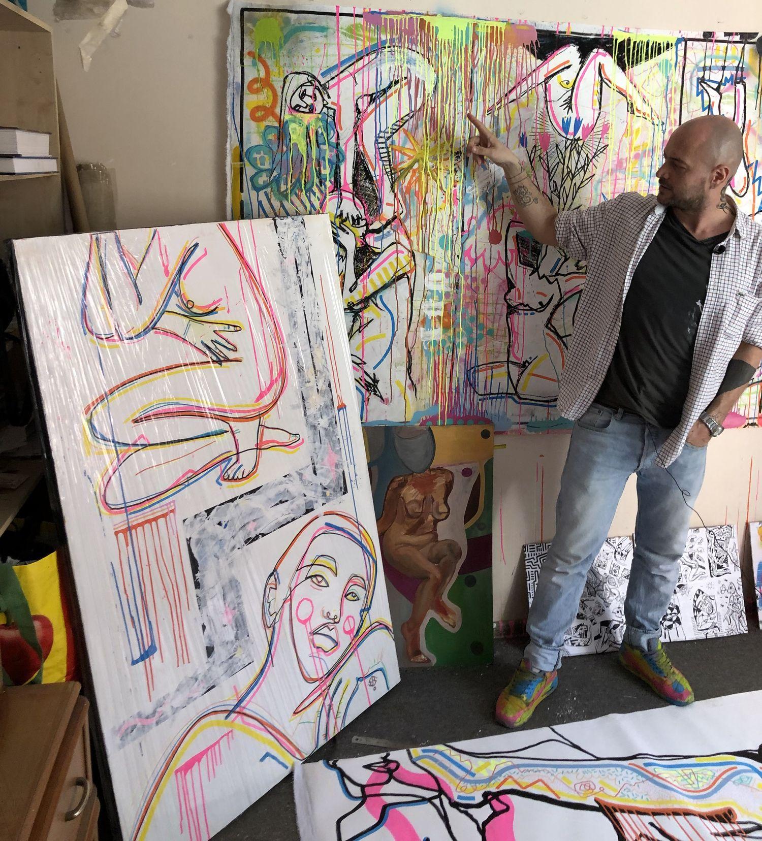 «Природа бинарности» в рамках Всероссийского Форума Молодежных Творческих Мастерских «АРТ-Мастерская XXI»
