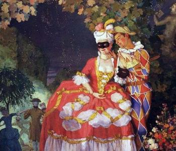 Константин Сомов (1869–1939). К 150-летию со дня рождения