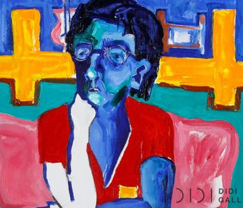 Artist's Talk с художницей Диной Якерсон