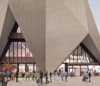 Проект «V&A East»: революционный подход к музейной коллекции мирового уровня. В рамках программы «New Now в Манеже»